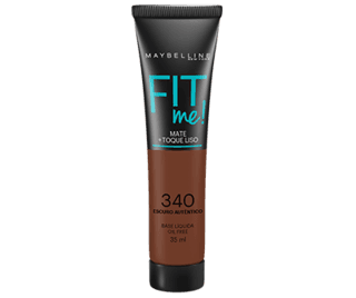 Base fit me 340 - Maybelline