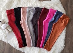 Legging brilhosa