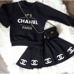 Conjunto inspired chanel