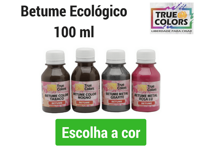 betume ecologico 100 ml true colors