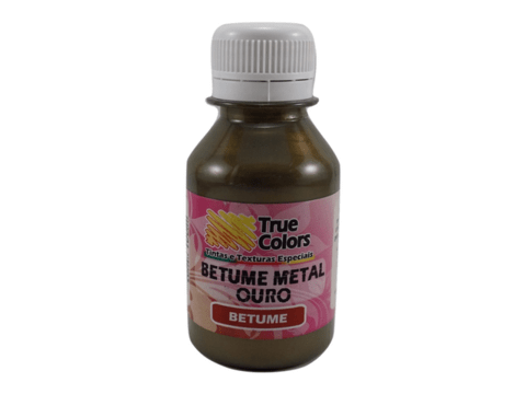 Betume Ecológico 100 ml True Colors - Ouro