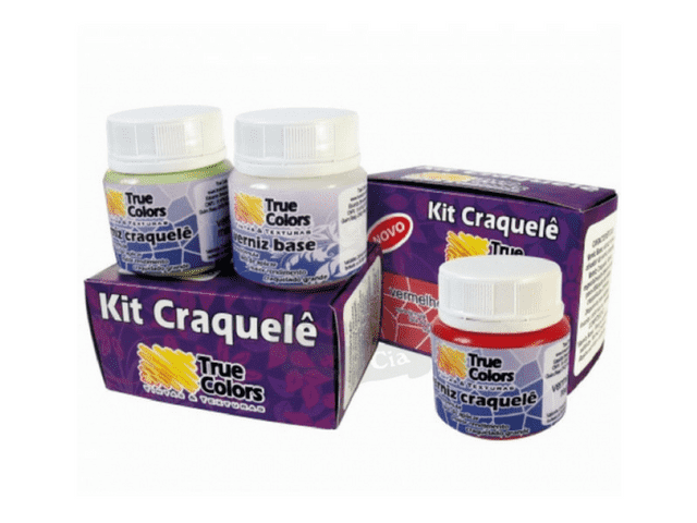 kit craquele true colors