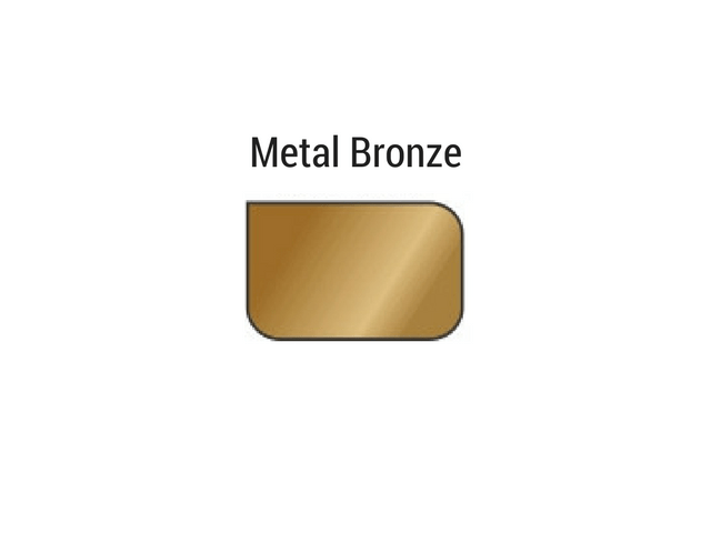 betume ecologico 100 ml true colors metal bronze