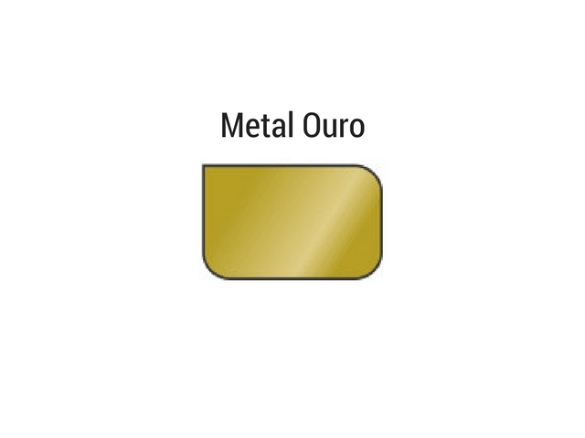 betume ecologico 100 ml true colors metal ouro