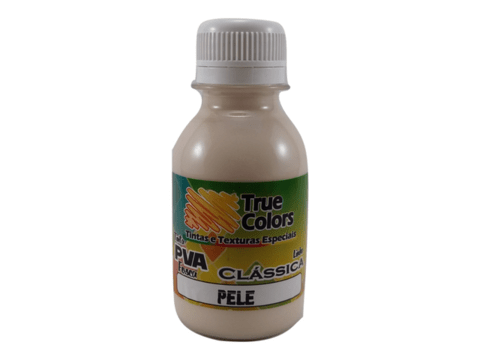 Tinta PVA 100 ml True Colors - Pele