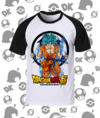 CAMISA DRAGON BALL GOKU BLUE MOD.2