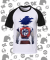 CAMISA DRAGON BALL Z GOKU