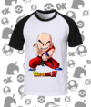 CAMISA DRAGON BALL KURIRIN