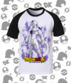 CAMISA DRAGON BALL FREEZA
