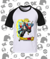 CAMISA DRAGON BALL TRUNKS SSJ FASES