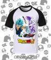 CAMISA DRAGON BALL SUPER VEGETTO VC ZAMASU