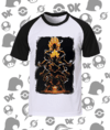 CAMISA DRAGON BALL GRUPO SUPER SAYAJINS
