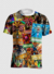 CAMISA FULL ESTAMPA YUGIOH
