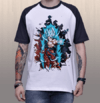 Camiseta Dragon Ball Super | Goku Blue