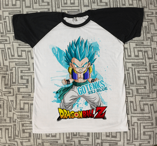 Gotenks SSJ Blue | Dragon Ball Z