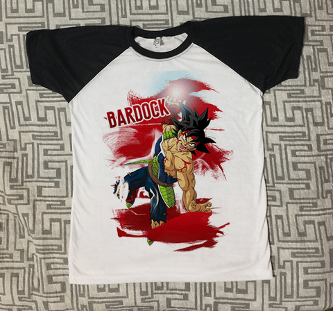 Camiseta Bardock | Dragon Ball Z