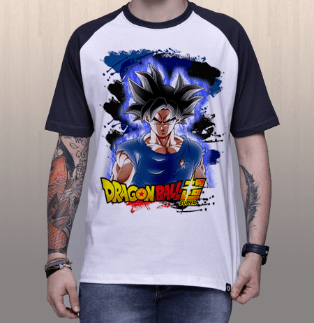 Camiseta Goku - Migatte no Gokui | Dragon Ball Super