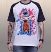 Camiseta Goku - Limit Break