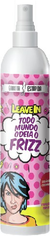 TODO MUNDO ODEIA O FRIZZ - LEAVE IN  ANTI FRIZZ 120ml
