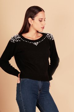 Sweater Memphis Black