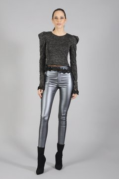 Pantalon Metallic