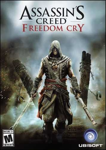 Assassin S Creed Freedom Cry Ps3