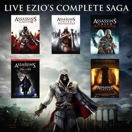 Assassin S Creed The Ezio Collection Ps4