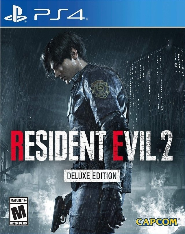 Resident Evil 2 Deluxe Edition Ps4 P