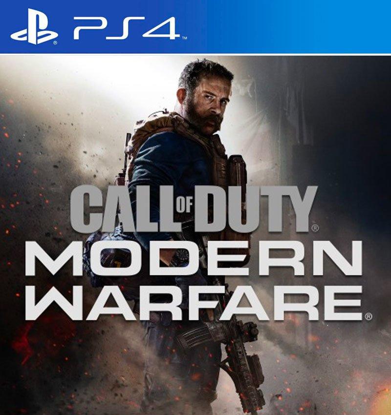 Call Of Duty Modern Warfare Ps4 S