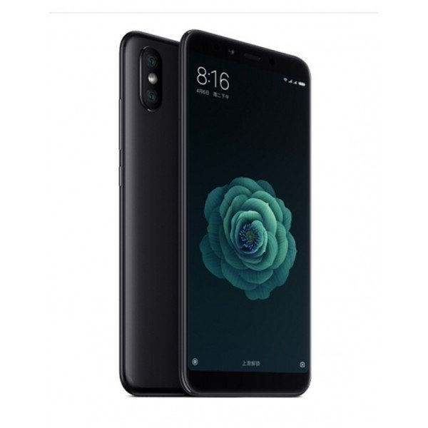 XIAOMI MI A2 6+128GB GLOBAL BLACK en internet