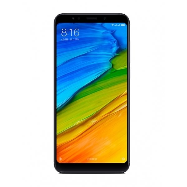 XIAOMI REDMI 5 PLUS 4+64GB GLOBAL BLACK - comprar online