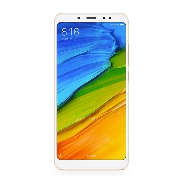 Xiaomi Redmi Note 5 4+64GB GOLD - comprar online
