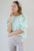 Blusa Balloon mint
