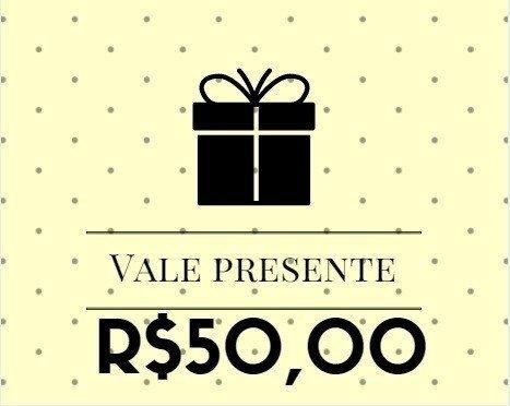 16399b014 Vale Presente - Comprar em GANESH STORE