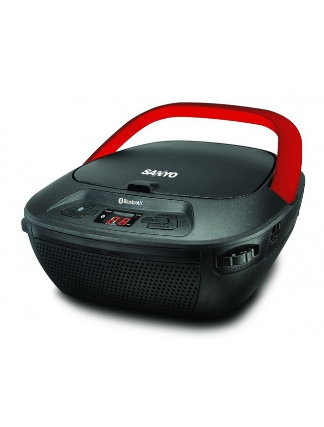 REPRODUCTOR SANYO MDX-1205BT MP3 BLUETOOTH