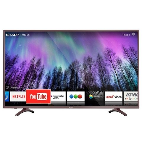 TELEVISOR SHARP LED 55