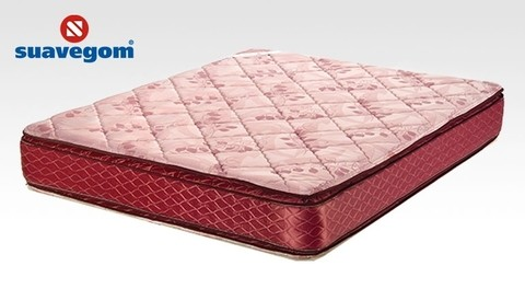 Colchón Cardiff pillow top - Resortes Bonnel