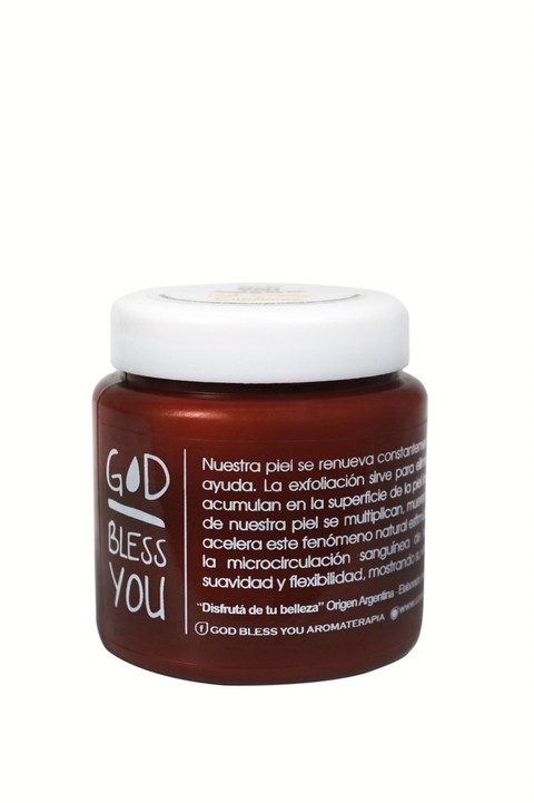 GEL CREMA EXFOLIANTE 250ml
