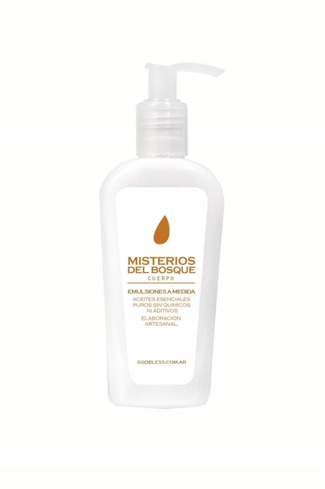 EMULSION A MEDIDA MISTERIOS DEL BOSQUE 200ml