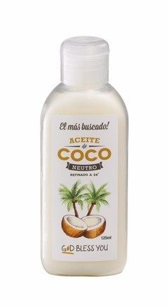 ACEITE DE COCO NEUTRO 125ml