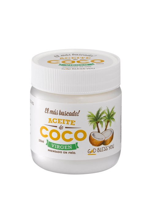 ACEITE DE COCO VIRGEN 225ml