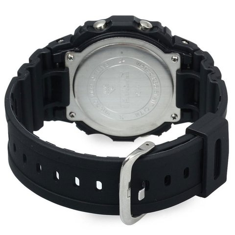 Reloj Digital de Hombre SKMEI 1134 Negro con Display Negativo - Molts