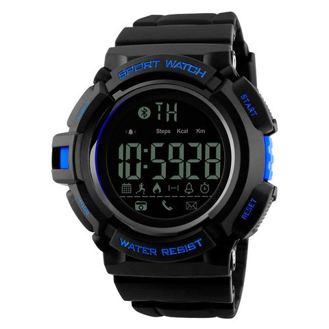 Reloj Inteligente Smart Watch SKMEI 1245 Azul