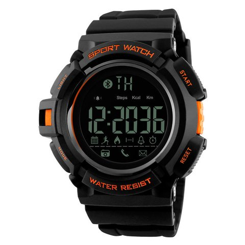 Reloj Inteligente Smart Watch SKMEI 1245 Naranja