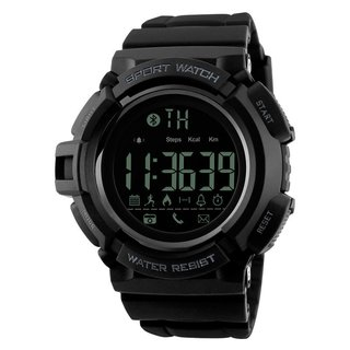 Reloj Inteligente Smart Watch SKMEI 1245 Negro