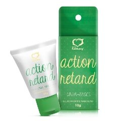 Gel Retardante Masculino Action Retard 10G