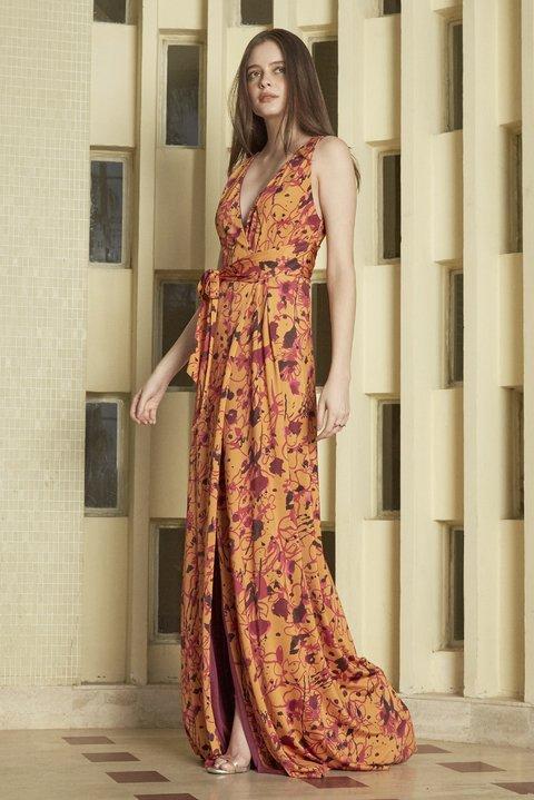 9bbc14091 vestido longo - SHOP TUFI DUEK OFICIAL