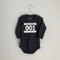 Body Bib Triathlon Preto