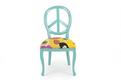 Silla Paz Flower Power