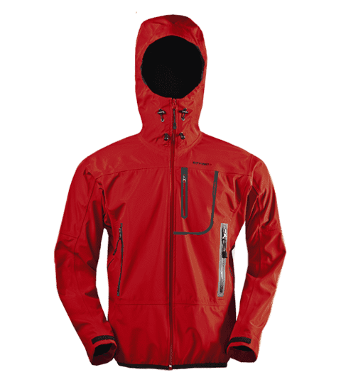 Alpinist Impermeable Rotpunkt